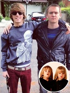 Nicky And Alex From Full House Grown Up 2013