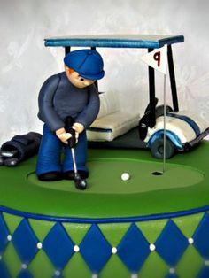 Top Golf Cakes