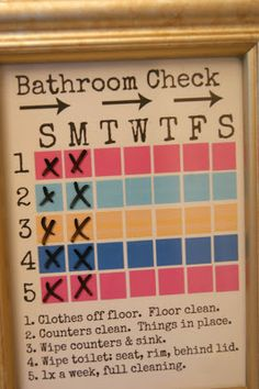 Will need this for basement.michelle paige: Helping a Tween Keep Their Bathroo. - Will need this for basement…michelle paige: Helping a Tween Keep Their Bathroom Clean! Teen Bathrooms, Bathroom Kids, Bathroom Cleaning, Girl Bathroom Ideas, Shared Bathroom, Modern Bathrooms, Teen Bathroom Girl, Teenage Bathroom Ideas, Kids Bedroom Ideas For Girls Tween