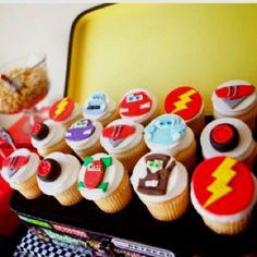 Cars 2 cupcake idea
