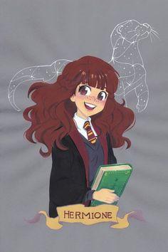 Fan Art Harry Potter - Hermione - Page 2 - Wattpad - # . - Fan Art Harry Potter – Hermione – Page 2 – Wattpad – # - Harry Potter Tumblr, Harry Potter Fan Art, Harry Potter Anime, Harry Potter World, Images Harry Potter, Cute Harry Potter, Mundo Harry Potter, Harry Potter Drawings, Harry Potter Universal