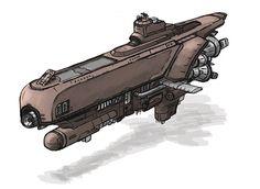 Sabre-Class Destroyer
