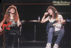 Marty Freidman and Jason Becker, the two greatest guitar players to live.