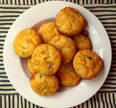 Omelette Muffins - Comfortably Domestic