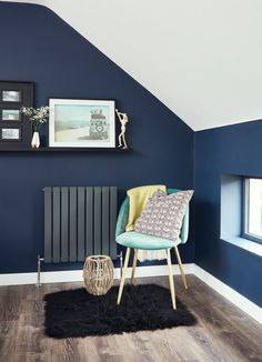 Deirdre's dark, daring cottage on the outskirts of Galway City House Design, Interior Design, Stylish Furniture, Cottage House Designs, Cottage Renovation, Home, Interior, Irish Cottage, Home Decor