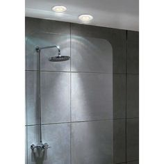 Bright Led Bathroom Lighting hib skylite 50 led chrome strip light - 23300