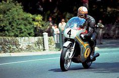 Real Roads. 1967 senior TT ~ Mike Hailwood.