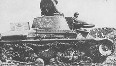 R-2 of the 1st Armored Division in Russia in 1941 - World War II Vehicles