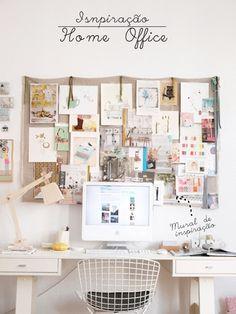HOME OFFICE FOFINHO - Morando Sozinha