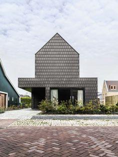 V House | Alkmaar, The Netherlands | BaksvanWengerden Architecten | photo by Yvonne Brandwijk