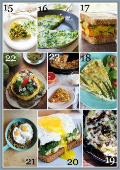 80 Healthy Breakfast Recipes from Healthy Seasonal.