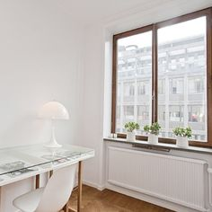 Panthella by Louis Poulsen #Design #interior  #homedecor #lamp  #scandinavian
