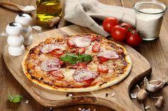 Przepis na Pizza włoska dla twardzieli
