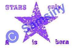 Samsiny Plotter Freebie Vintage Stern   Gratis download, Flex, Flock, Vinyl, Papier, Plotten, kostenlos