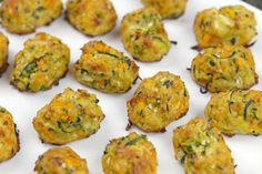 Make and share this Veggie Tots recipe from Food.com.