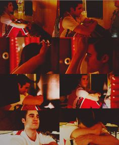 After the Quarterback, the Goodbye, the Break up and Love, Love, Love, this was one of the saddest/scariest/most amazing episodes of Glee.