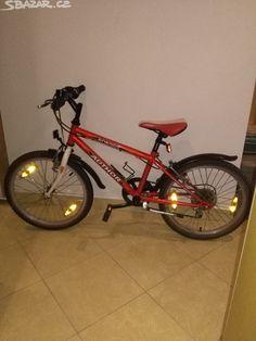 Dětské kolo Author Energy 20 pro 6-9 roků - obrázek číslo 1 Bicycle, Motorcycle, Vehicles, Bicycle Kick, Rolling Stock, Bike, Motorcycles, Bmx, Vehicle