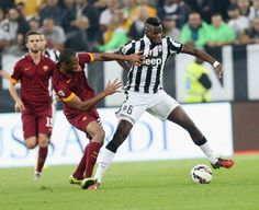Juventus FC v AS Roma - Serie A