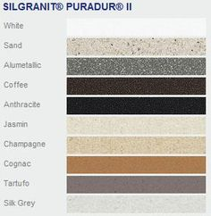 Silgranit Sink Colors : Pinterest ? The world?s catalog of ideas