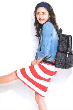 石原さとみ (Satomi Ishihara): sweet magazine