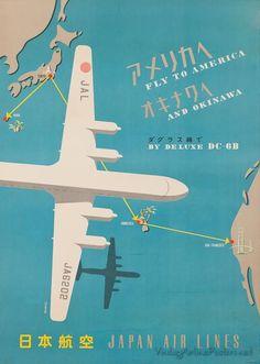 Japan AirLines ad. Via WalkWithMe.es