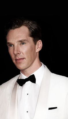 Benedict at The Oscars 2015 22nd February 2015