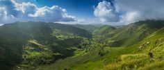 Green Valley #Cantabria #Spain