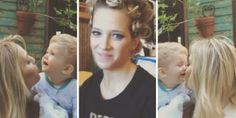 Luisana Lopilato in Argentina: reworked accompanied by her son Noah. Michael still touring.