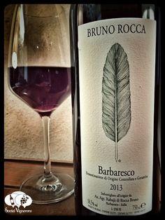 2013 Bruno Rocca Barbaresco wine vino Piedmont front label social Vignerons