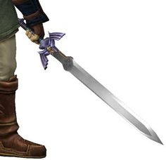 Link Master Sword Tutorial