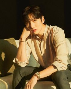 Korean Male Actors, Handsome Korean Actors, Korean Celebrities, Asian Actors, Celebs, Ji Chang Wook Smile, Ji Chang Wook Healer, Ji Chan Wook, Park Hae Jin