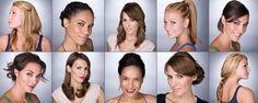 15 Minute Hairstyles - MyDocHub - Beauty Tips & Tricks