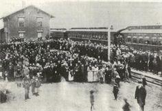 German-Russians arrive in Eureka SD 1892
