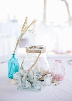 HILTON HEAD ISLAND WEDDINGS - Sonesta Resort Hilton Head Island wedding by Britt Croft Photography - coastal decor