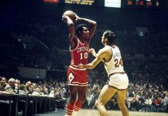Chicago Bulls - Bob Love : 1968-1976