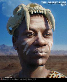 Guinea Tribal - Harsh Borah