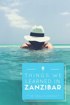 9 Things we Learned in Zanzibar, Tanzania Kite Surfing at Paje Beach, visiting a Spice Farm and a visit to Stone Town.
