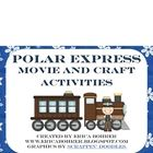 PreK-3: Free download contains a Venn Diagram to compare the Polar Express movie to the Venn, a parent donation letter, a candy Polar Express Train craft idea, and a Polar Express Pajama Movie party invitation ticket.I hope you can use this with your students!  -Erica Bohrer  www.ericabohrer.blogspot.com