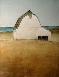 Simple White       Artist  Joseph Alleman