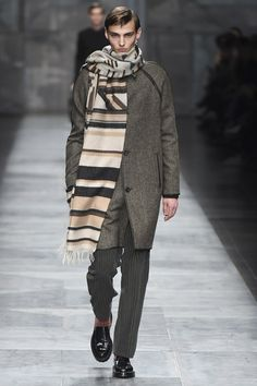 See the Fendi autumn/winter 2015 menswear collection
