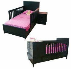 Cama cuña con noche Baby Bedroom, Kids Bedroom, Baby Gadgets, Baby Furniture, Kid Beds, Baby Decor, Baby Cribs, Baby Care, Bassinet