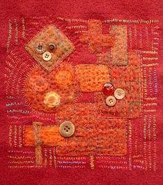Aventures Textiles: Effet tweed