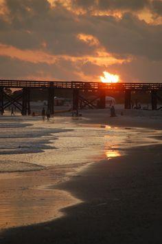 Mexico Beach, FL I'll be seeing this tomorrow :)