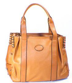 AM Landen BROWN PU Studded Bottom Hobo Bag Shopper Bag Handbag *** Be sure to check out this awesome product.