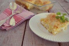 Capelli d'angelo Cheese Pie Souffle Recipe Souffle Recipes, Savory Muffins, Cheese Pies, New Recipes, Tacos, Eggs, Breakfast, Ethnic Recipes, Food Ideas