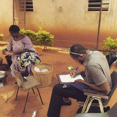 . Shoutout to Roli, our Admin Officer who's helped support us in so many ways, here he is doing a project evaluation at our Vogan Orphanage project. . #ThankfulThursday  #helpmakeadifference  #Kailend #thankyou #WeAppreciateYou #2k17 #Togo #ngo #team #education #youth #humanitarianaid  #globalgoals #africa #westafrica #volunteering #agriculture #4change #giveback #dogood #nonprofit #nonprofits #philanthropy #charity #foundation #socent #socialbusiness #changemakers #ngostories