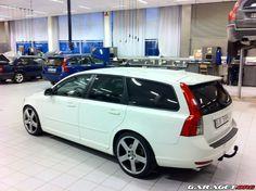 Volvo V50 (swedish beauty)