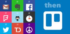 You can now use IFTTT to cook up some cool Trello integrations with your favorite apps, like Evernote, GitHub, Slack, and Craigslist, to name a few.