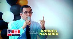 ANDRÉS NAVARRO VE NECESARIO QUE TODO ESTUDIANTE DE SECUNDARIA HAGA SU PLAN DE VIDA