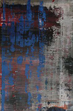 """Koen Lybaert; Oil, 2013, Painting """"abstract N° 540"""""""